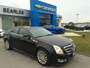 2011 Cadillac CTS Performance Package