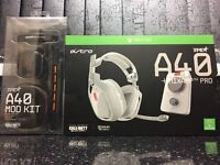 Astro A40TR Gaming headset. Xbox and PC.