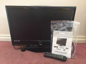 UMC HD READY DIGITAL LCD TV/DVD