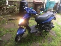 Sym Symply 50 Scooter, £280 contact 07763119188