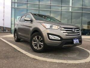 2016 Hyundai Santa Fe Sport 2.4 - heated steering wheel, and fro