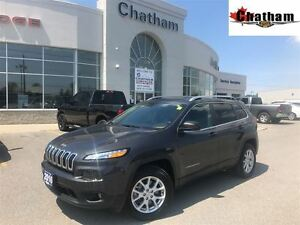 2016 Jeep Cherokee North/ GOLD PLAN OPTION/ $84 Wkly