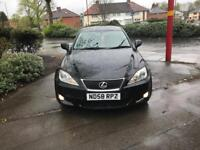Lexus is220d TD - low mileage - fvsh - 177 bhp