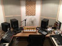 South Wimbledon Writing/Audio Production Studio Available!