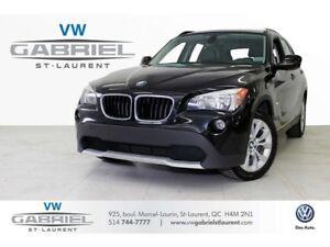 2012 BMW X1 xDrive28i JAMAIS ACCIDENTE! FINANCEMENT DISPONIBLE