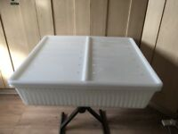 EXCELLENT CONDITION LARGE STORAGE