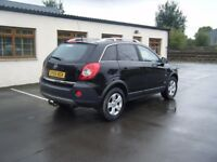 2009 59 OPEL ANTARA CDTI 2.0 4 X 4 SPARES REPAIRS EASY FIX NO OFFERS