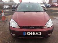 Ford Focus GHIA spec Automatic for sale