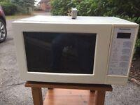 Panasonic Combination Microwave Oven