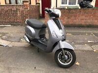 HMC Vogue 50cc Moped (Herald Motor Company)