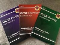 GCSE AQA Science Revision Guides