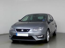 SEAT LEON FR MK3 2.0 TDI Breaking for parts and spares Monsoon Grey