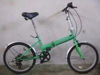 Folding bike 2832A