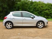 2009 Peugeot 207 1.6 VTi Sport | 5 Doors | Low Miles | 2ND choice of Jazz Yaris Corsa Fiesta Micra