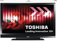 TOSHIBA 42 inch Widescreen Full HD 1080p LCD TV with Freeview
