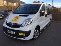 Minibus Manchester Taxi 1 Year Plate