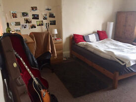 URGENT - renting out a double room with view on meadows for 3 months April-June.