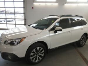 2017 Subaru Outback 2.5i Limited! ALLOYS! NAV! LEATHER!