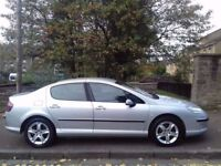 Peugeot 407 2.0 2006 (55)**Full Years MOT**Low Mileage**Great Family Car For ONLY £1295!!!