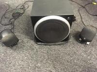 Logitech Z-540 Speakers