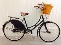 Classic Dutch City bike mint condition Hub Gears Fully serviced
