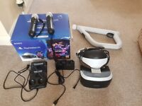 Psvr with extras