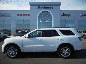 2016 Dodge Durango LIMITED AWD DVD, SUNROOF, NAV, LEATHER