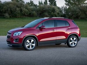 2014 Chevrolet Trax LTZ LTZ ALL WHEEL DRIVE