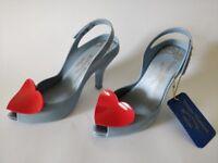 Melissa x Vivienne Westwood Lady Dragon heels
