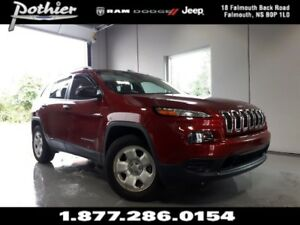2017 Jeep Cherokee Sport | 5.0 TOUCHSCREEN | UCONNECT |