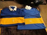 Rugby Shirts x 2 Comberton Village College