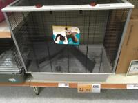 Reduced to £40 Rat Cage