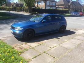 BMW 1 series 2005 not golf a3 focus
