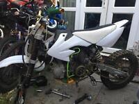 Pit bike / dirt bike spares