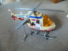 Tonka Helicopter