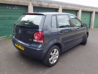 Volkswagen Polo 1.4 TDI 2008 Grey, *Installed with Sony Bluetooth* *Can Deliver*