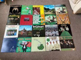Collection of Irish records