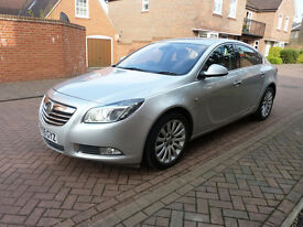 2009 VAUXHALL INSIGNIA ELITE 2.0 CDTI DIESEL MANUAL 5 DOOR HATCHBACK SILVER TOP SPEC