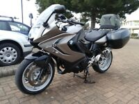 BMW F800GT, full service history, full house.