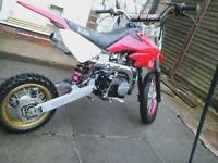 offers pit bike swaps