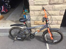 BMX Bike suitable for teenager