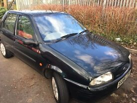 Ford Fiesta only 65000 miles