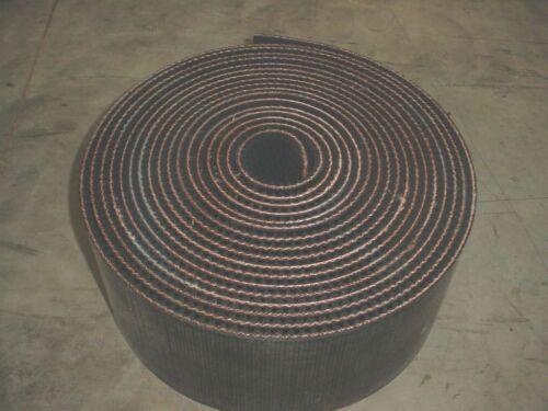 "NEW ROUND Baler Belts John Deere 3 Ply Diamond  7"" x 524"""