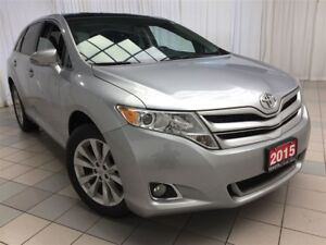 2015 Toyota Venza XLE just 38,705 km !
