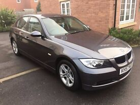 2007 BMW 320D only 2 owners