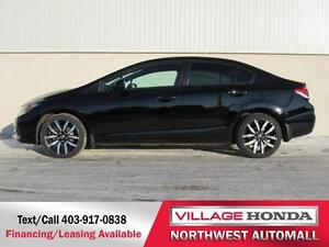 2013 Honda Civic Touring | No Accidents |