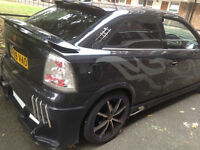 Modified Vauxhall Astra