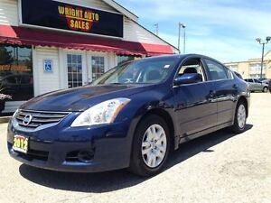 2012 Nissan Altima S| CRUISE CONTROL| A/C| 87,437KMS| $11,997.00 Cambridge Kitchener Area image 2