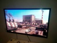 50 inch lg tv full hd works perfect
