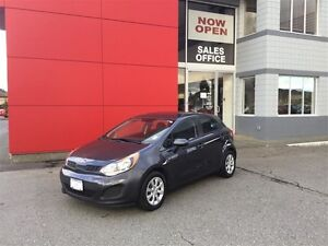 2013 Kia Rio LX 6sp 5 Speed! Affordable *Hatchback*!